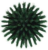 Vikan Vikan Ronde werkborstel polyester vezels, hard Ø110x110mm groen