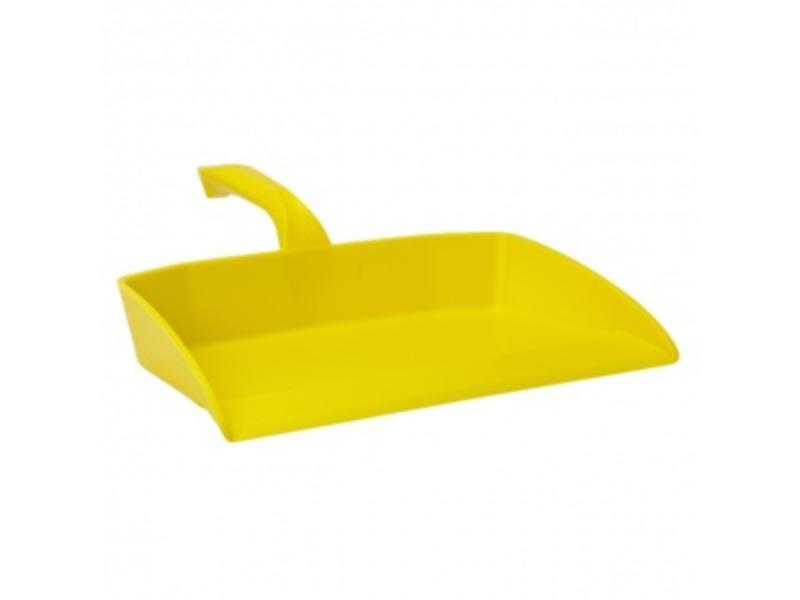 Vikan Vikan Ergonomisch stofblik, 330x295x100mm, geel