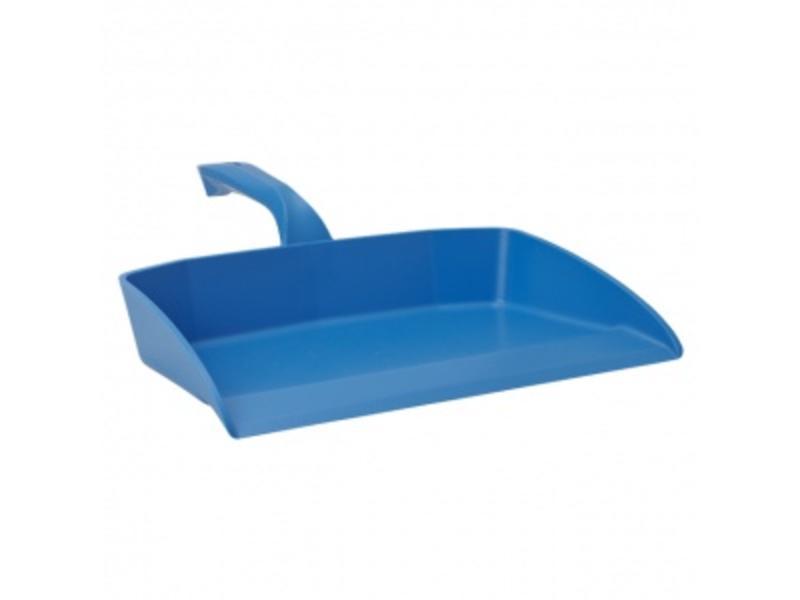 Vikan Vikan Ergonomisch stofblik, 330x295x100mm, blauw