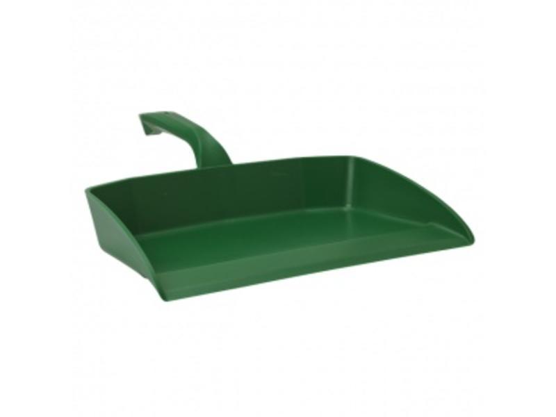 Vikan Vikan Ergonomisch stofblik, 330x295x100mm, groen