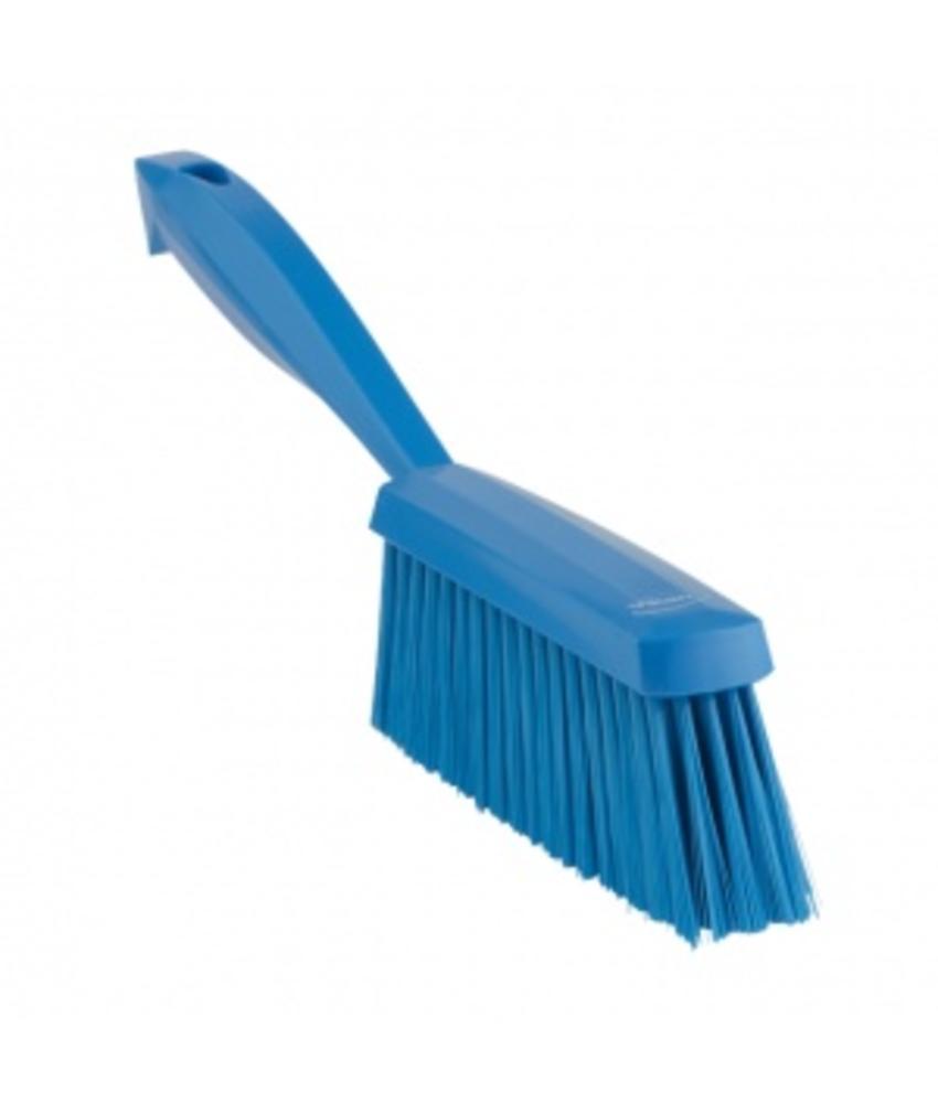 Vikan Handveger zacht, 330x35x110mm, blauw