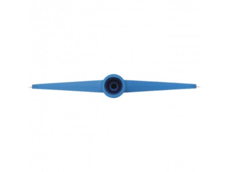 Vikan Vikan Vloer- of tafelschraper, 260x30x175mm, blauw