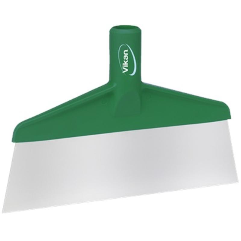 Vikan Vloer- of tafelschraper, 260x30x175mm, groen