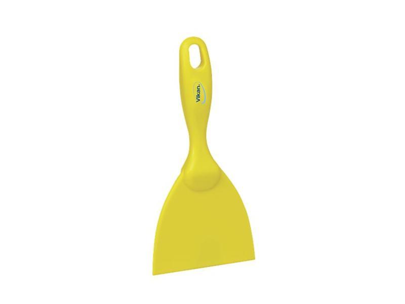 Vikan Vikan Rechte handschraper, breed, 102xc18x210mm. geel