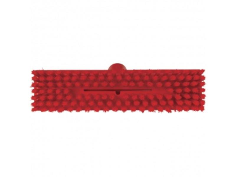 Vikan Vikan, Medium, luiwagen met watertoevoer, 270x100x75mm, rood
