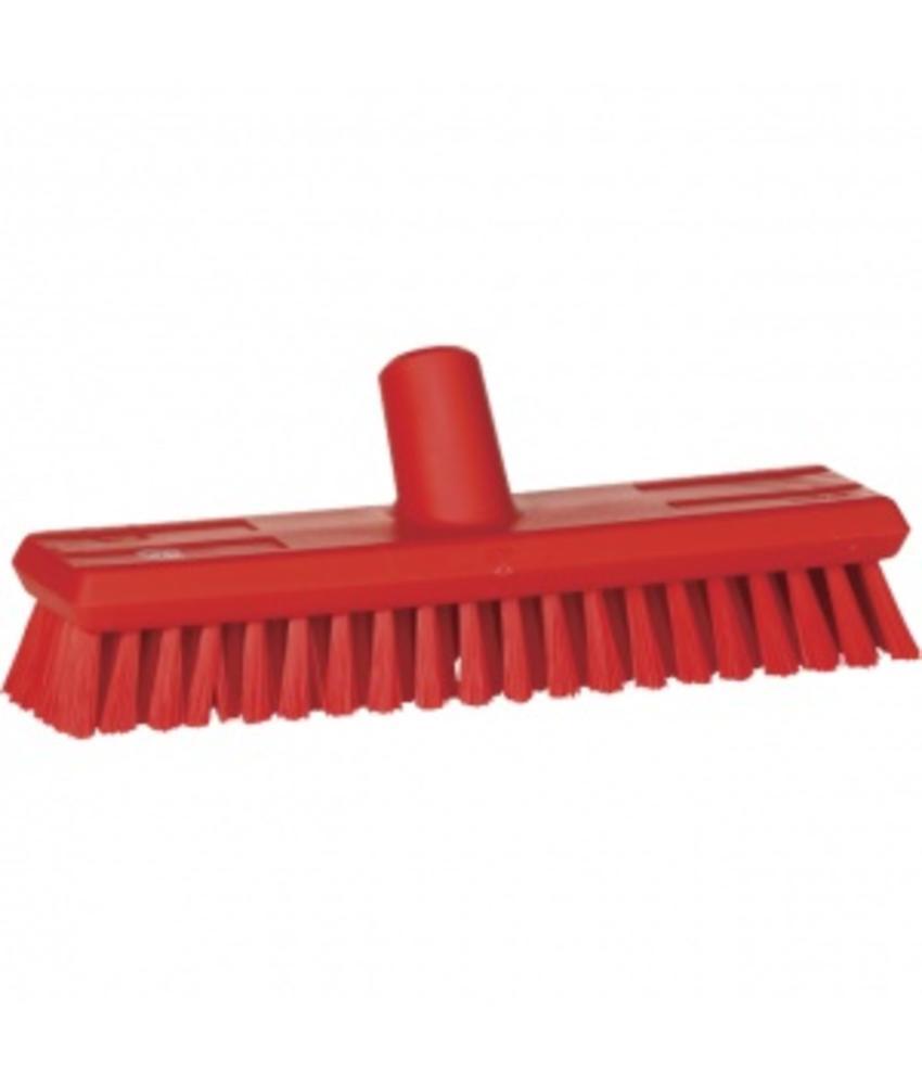 Vikan, Medium, luiwagen met watertoevoer, 270x100x75mm, rood