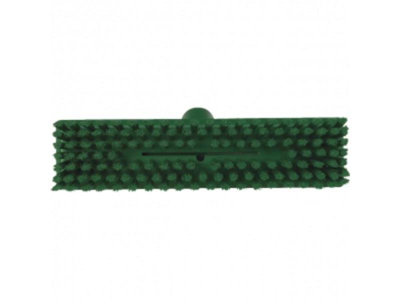 Vikan Vikan, Medium, luiwagen met watertoevoer, 270x100x75mm, groen