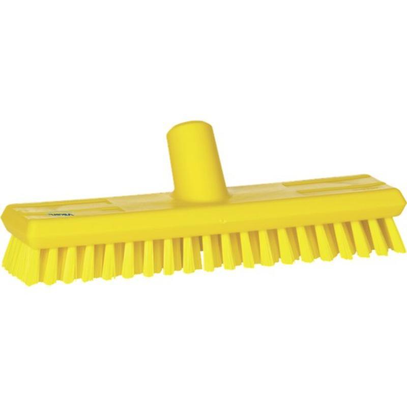Vikan, Harde luiwagen met watertoevoer, hard, 270x95x75mm, geel