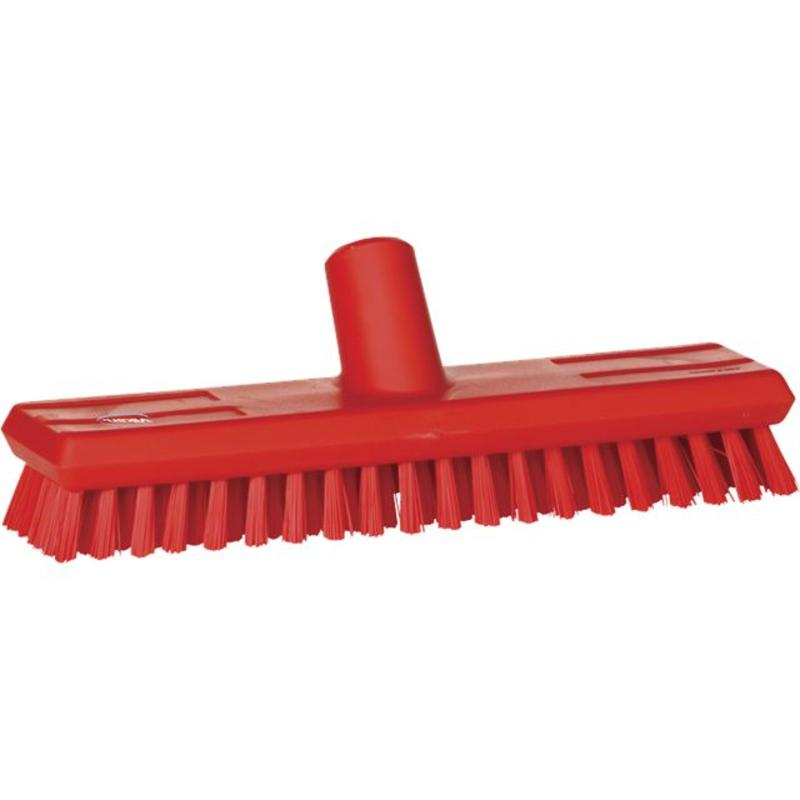 Vikan, Harde luiwagen met watertoevoer, hard, 270x95x75mm, rood