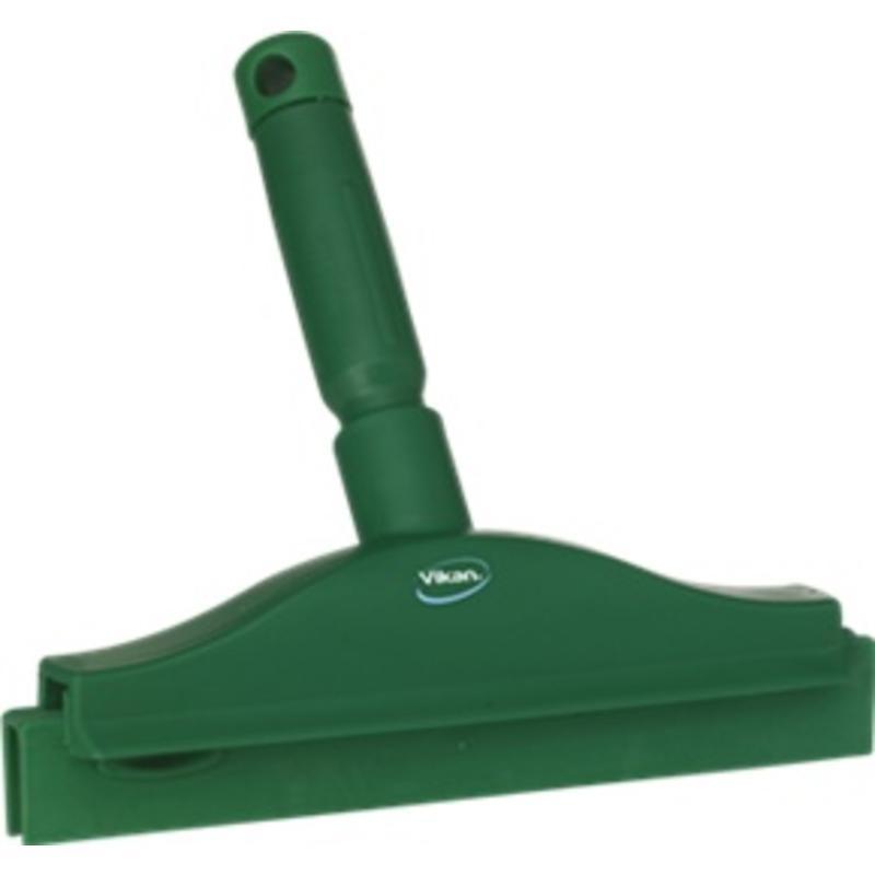 Vikan, Full colour hygiëne handtrekker, vaste nek 250x230x45mm, groen