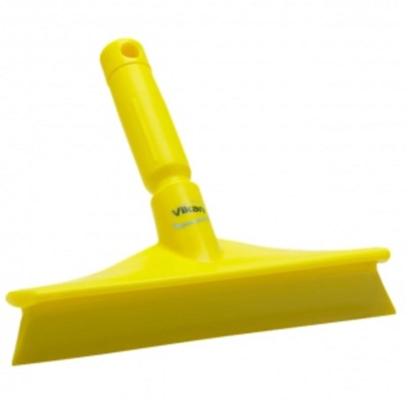 Vikan, Ultra hygiëne handtrekker, 270x205x37mm, geel