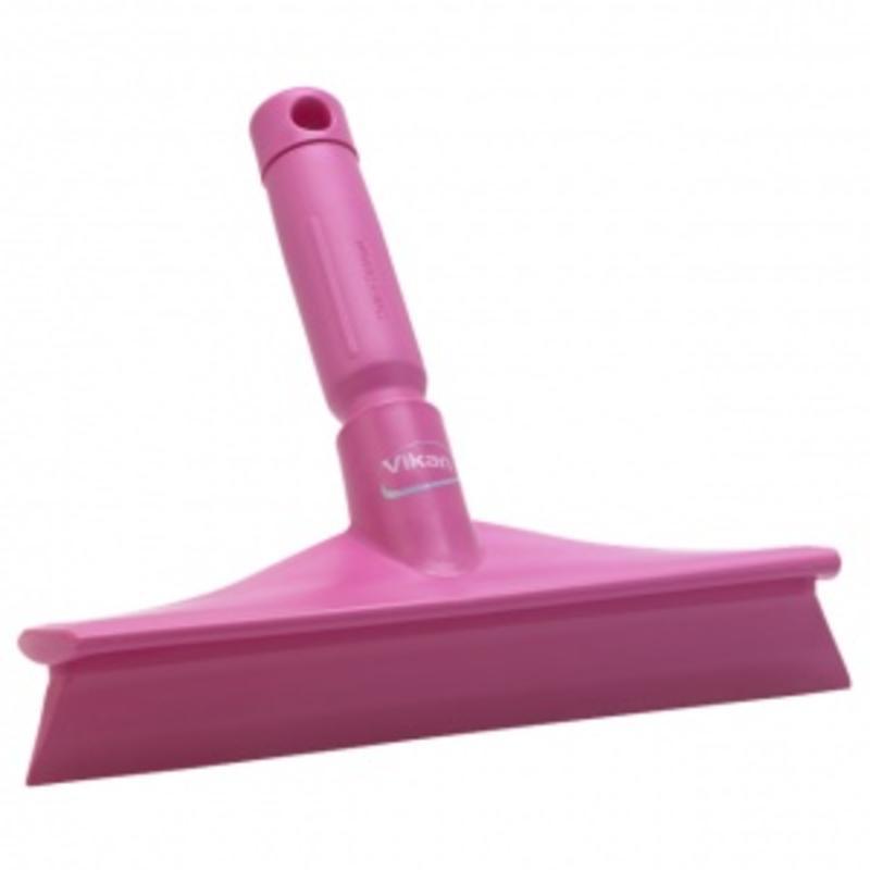 Vikan, Ultra hygiëne handtrekker, 270x205x37mm, roze