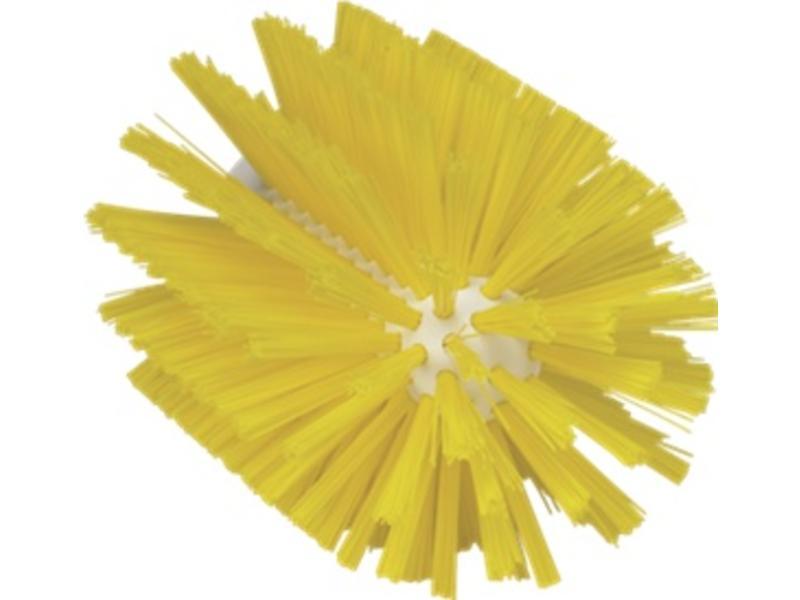 Vikan Pijpborstel, steelmodel, 103 mm, medium, polyester vezels, medium of hard, diverse diameters, max. 121° C.