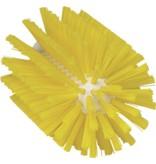 Vikan Vikan Pijpborstel, steelmodel, ø90 mm, medium, geel