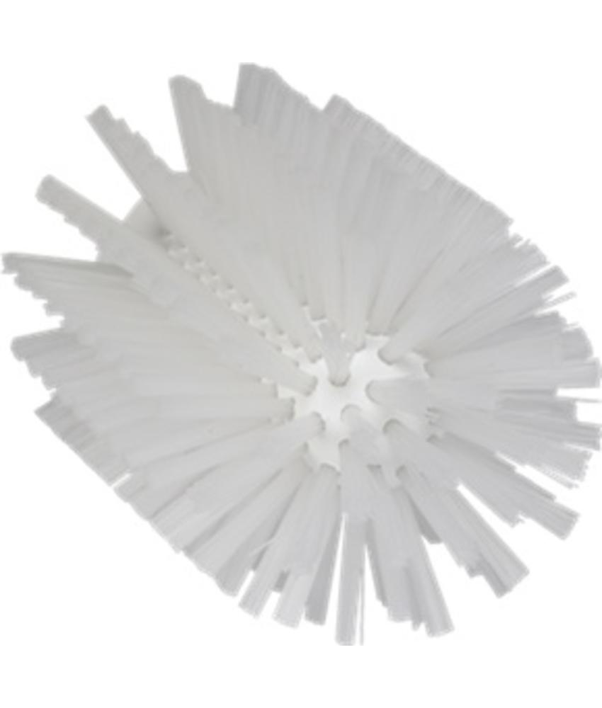 Pijpborstel, steelmodel, 90 mm, medium