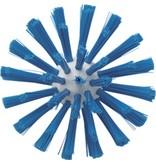 Vikan Vikan Pijpborstel, steelmodel, ø90 mm, medium, blauw