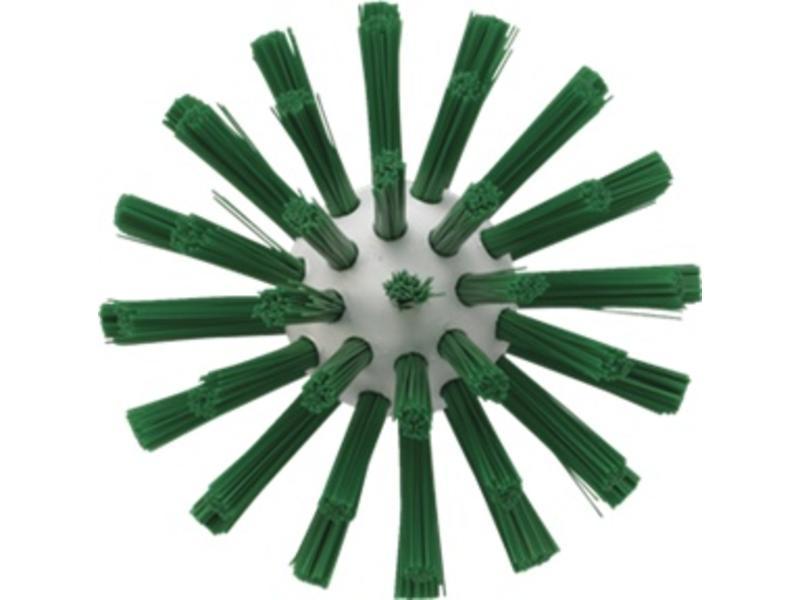 Vikan Vikan Pijpborstel, steelmodel, ø77 mm, medium, groen