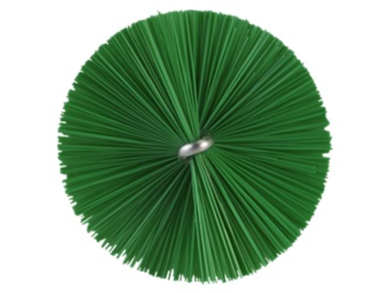 Vikan Vikan Pijpenborstel met handvat, 40 mm, medium, groen