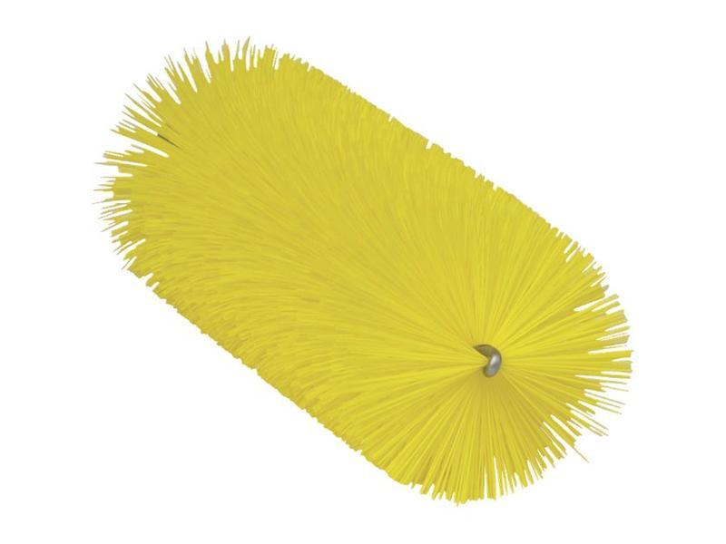 Vikan Vikan Pijpenborstel Ø60x200mm, Medium, geel