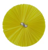 Vikan Vikan Pijpenborstel Ø40x200mm, Medium, geel