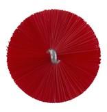 Vikan Vikan Pijpenborstel Ø40x200mm, Medium, rood
