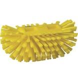Vikan Vikan, Harde tankborstel, 205x130x100mm, geel
