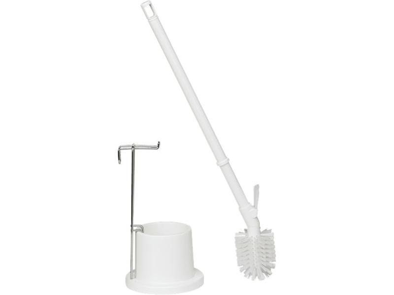 Vikan Vikan Toiletborstel met houder