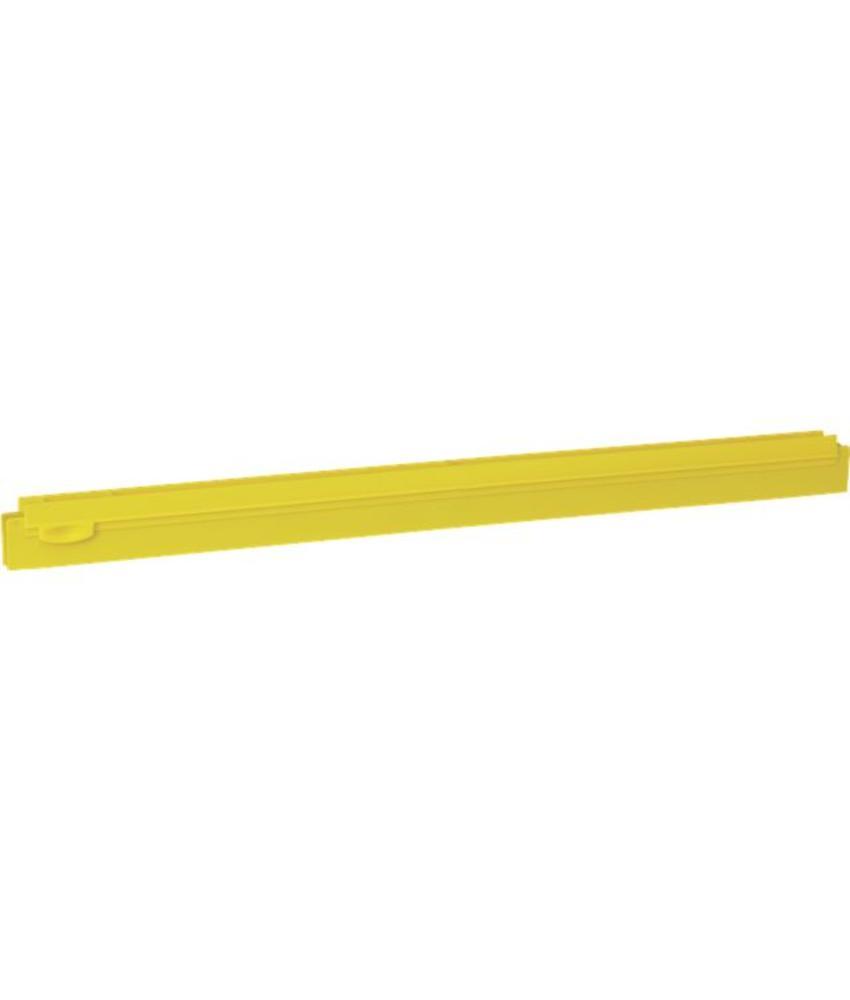 Vikan, Full colour hygiëne vervangingscassette, 60 cm breed, geel