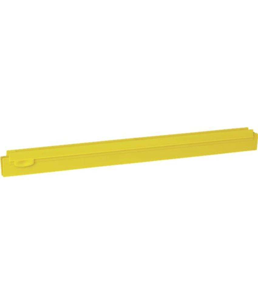 Vikan, Full colour hygiëne vervangingscassette, 50 cm breed, geel