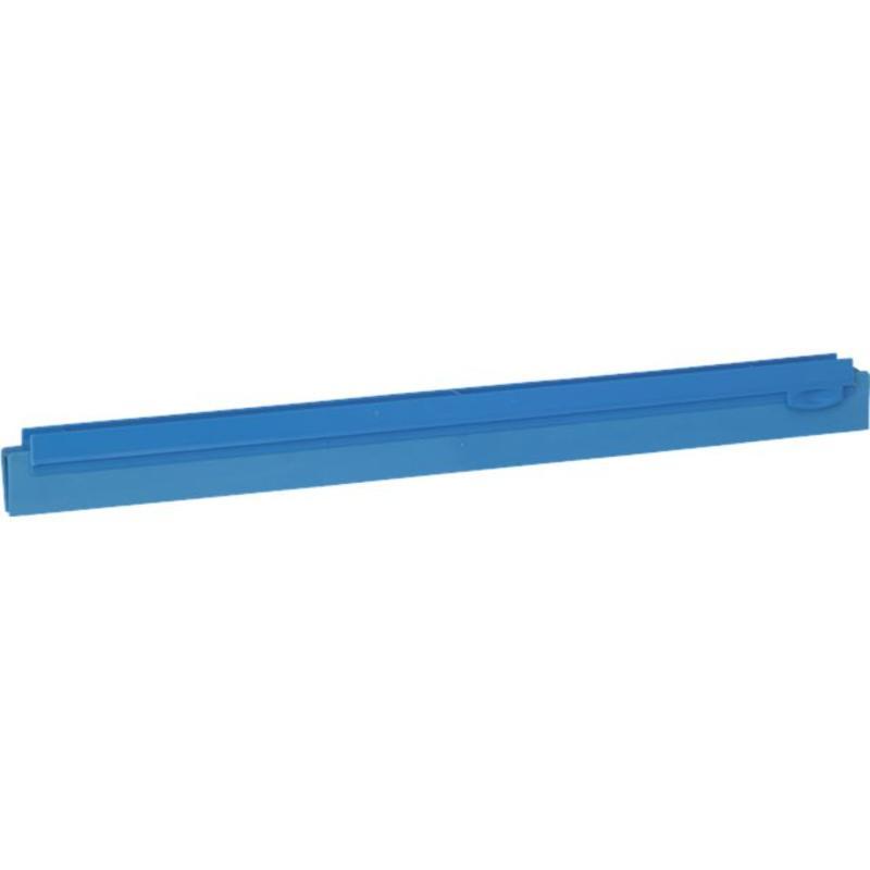 Vikan, Full colour hygiëne vervangingscassette, 50 cm breed, blauw