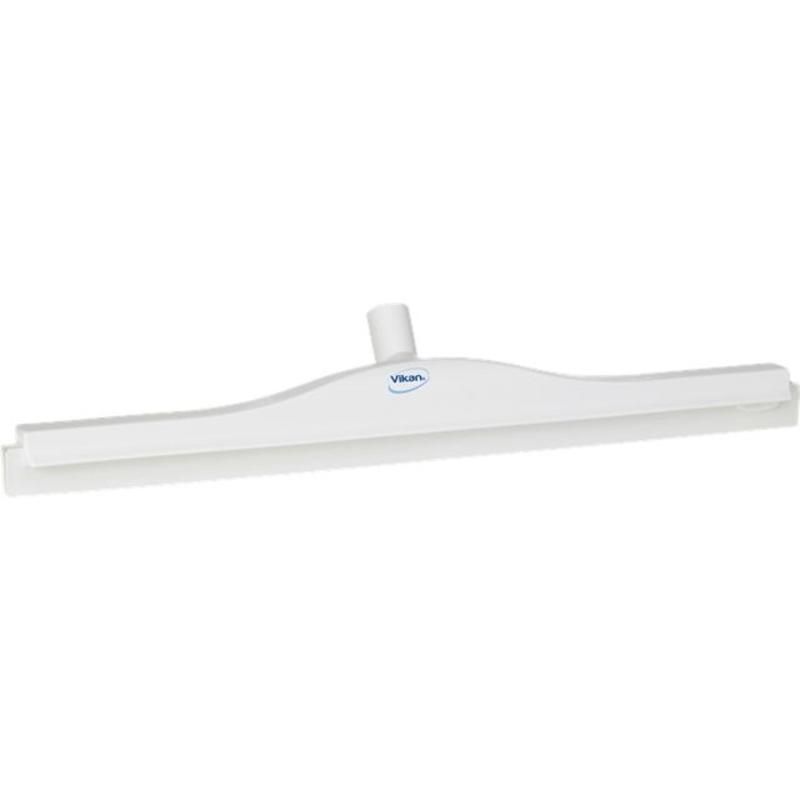 Vikan, Full colour hygiëne vloertrekker, flexibele nek, 60cm, wit