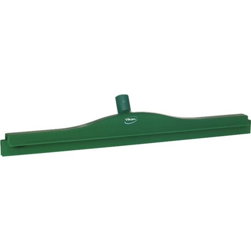 Vikan, Full colour hygiëne vloertrekker, flexibele nek, 60cm, groen