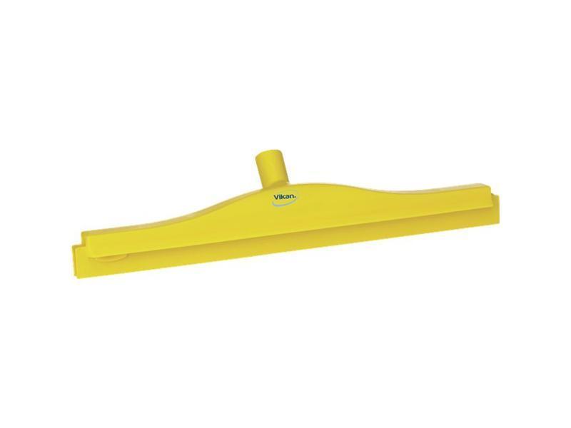 Vikan Vikan, Full colour hygiëne vloertrekker, flexibele nek, 50cm, geel