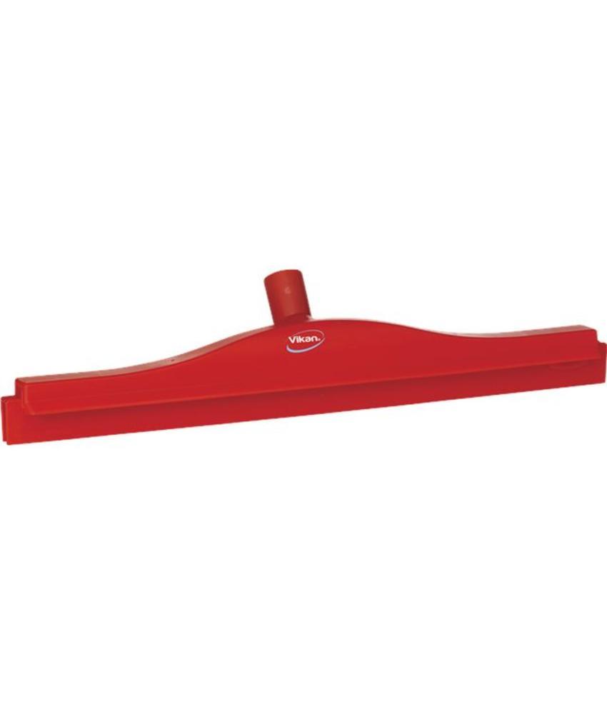 Vikan, Full colour hygiëne vloertrekker, flexibele nek, 50cm, rood
