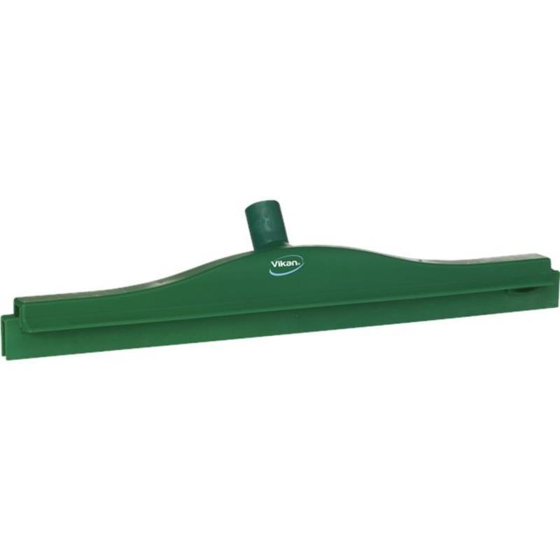 Vikan, Full colour hygiëne vloertrekker, flexibele nek, 50cm, groen