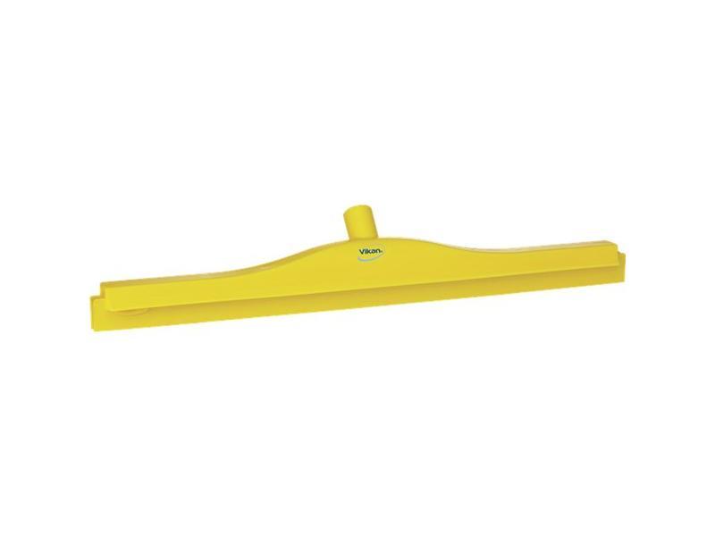 Vikan Vikan, Full colour hygiëne vloertrekker, vaste nek, 60 cm breed, geel