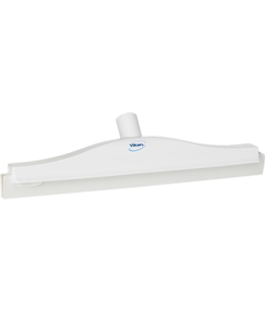 Vikan, Full colour hygiëne vloertrekker, vaste nek,40 cm breed, wit