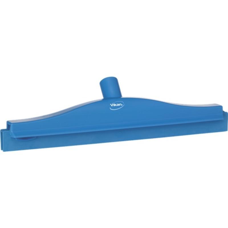 Vikan, Full colour hygiëne vloertrekker, vaste nek,40 cm breed, blauw