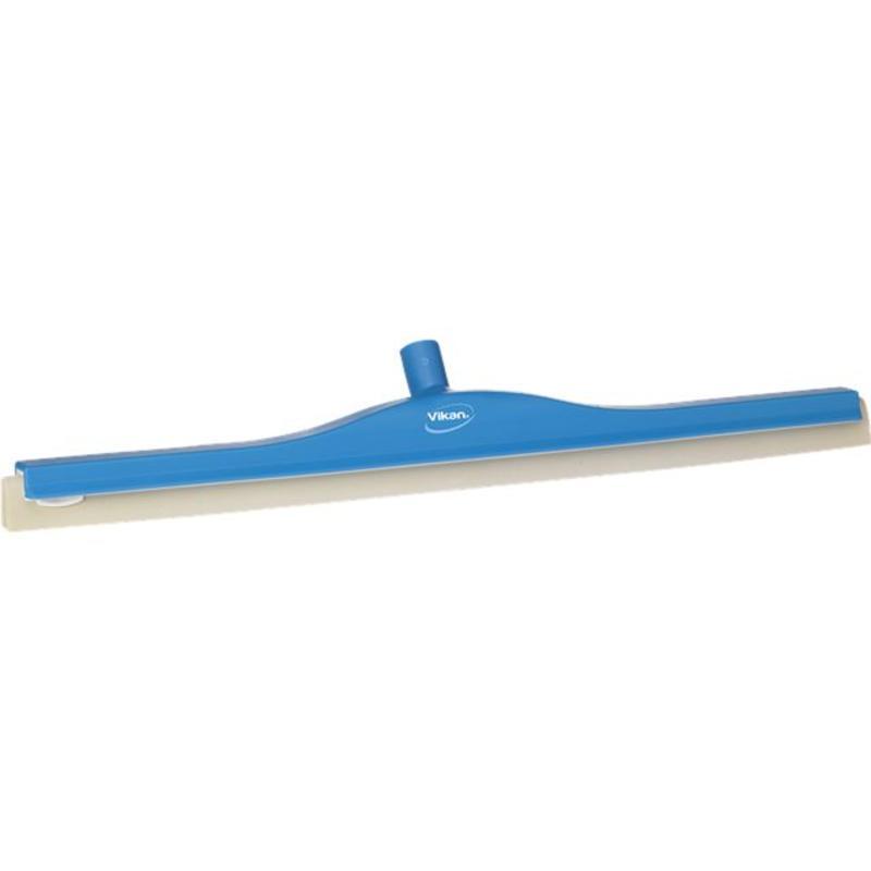 Vikan, Klassieke vloertrekker, flexibele nek, 70cm blauw