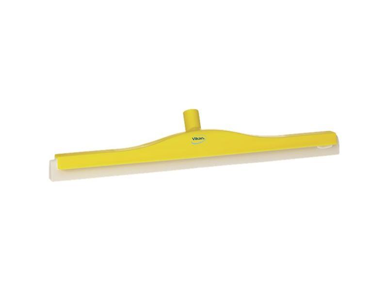 Vikan Vikan, Klassieke vloertrekker, flexibele nek, 60cm geel