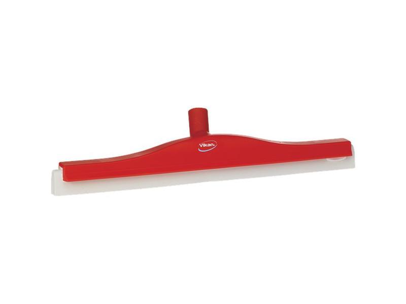 Vikan Vikan, Klassieke vloertrekker, flexibele nek, 50cm rood