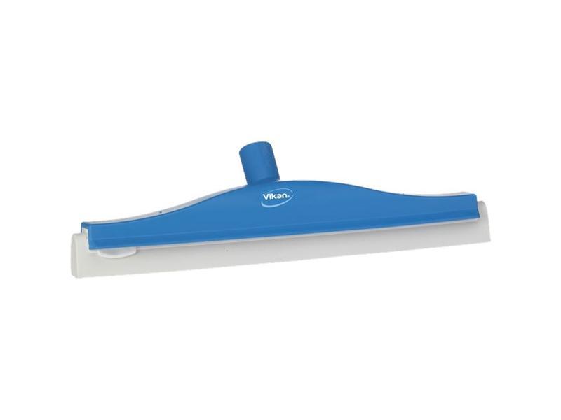 Vikan Vikan, Klassieke vloertrekker, flexibele nek, 40cm blauw