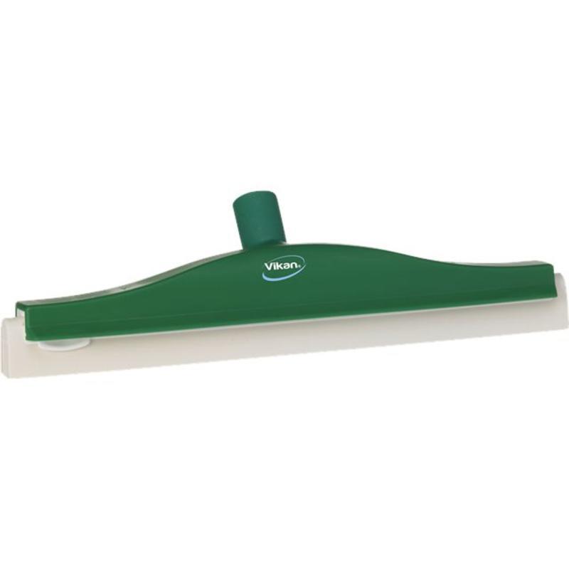 Vikan, Klassieke vloertrekker, flexibele nek, 40cm groen