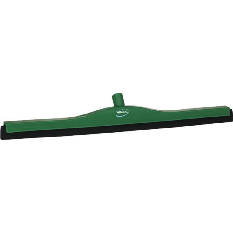 Vikan, Klassieke vloertrekker, vaste nek, 70cm, groen
