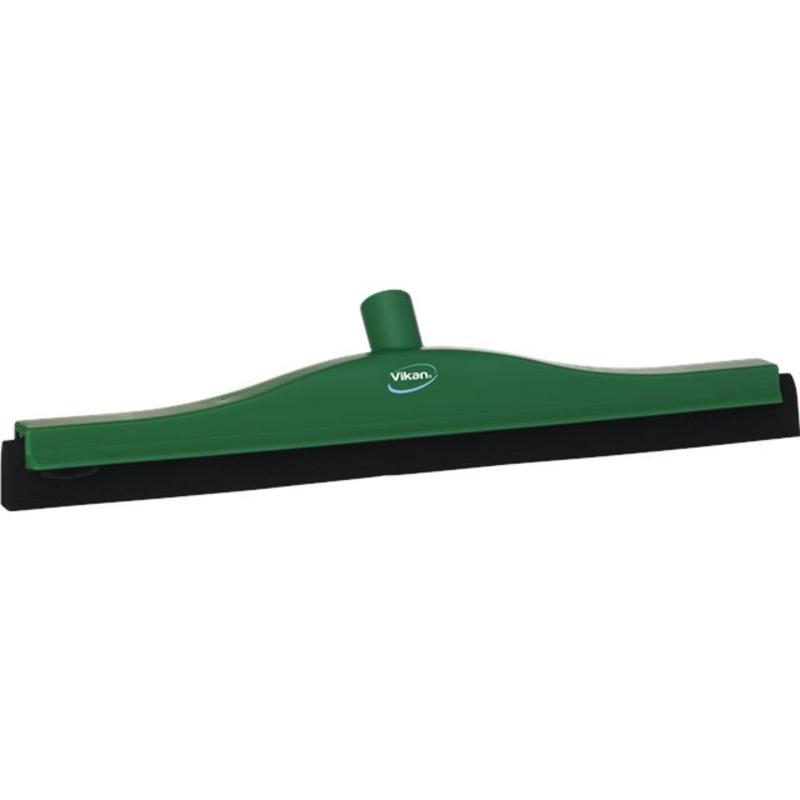 Vikan, Klassieke vloertrekker, vaste nek, 50cm, groen