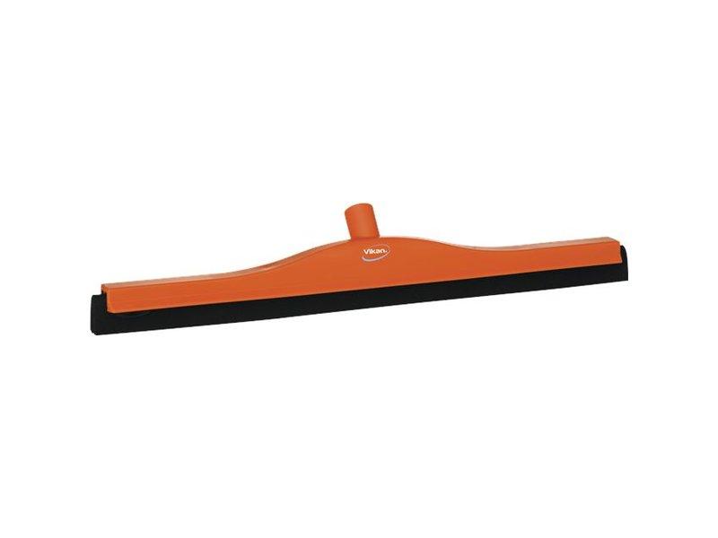 Vikan Vikan, Klassieke vloertrekker, vaste nek, 60cm, oranje