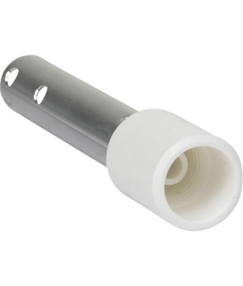 Adapter 22mm voor steel