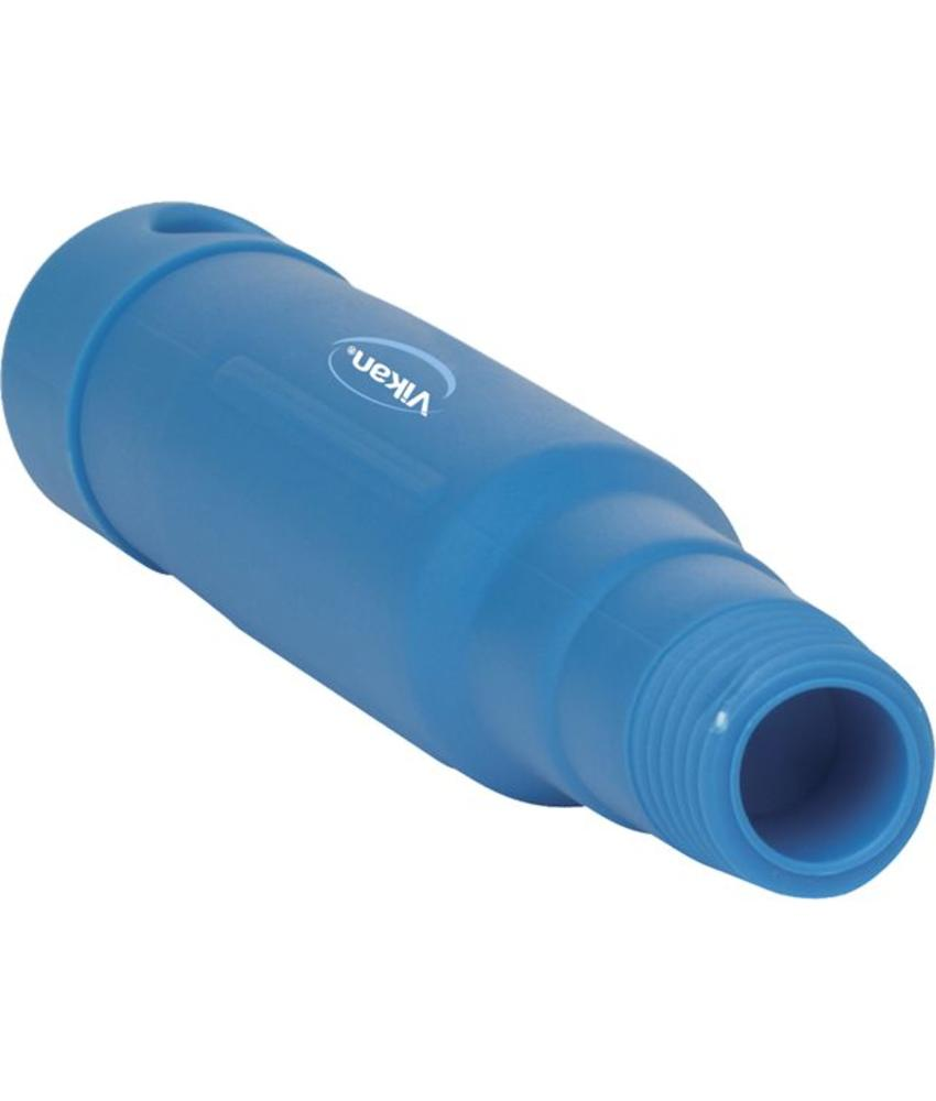 Vikan. Mini steel, polypropyleen, 160xØ30mm, blauw