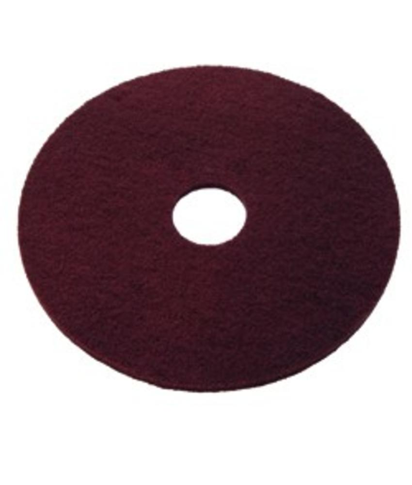 Maroon Chemical Free Stripping Pad 17""