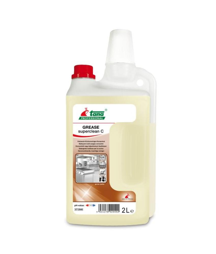 GREASE superclean C - 2 L